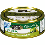 Gourmet Chunk White Tuna, Jalapeno In Olive Oil