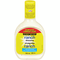 Salad Dressing, Light Ranch