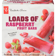 Loads Of Fruit Bars, Raspberry
