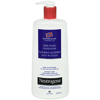 Norwegian Formula Moisture Wrap Daily Repair Body Lotion