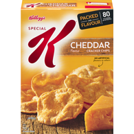 Cracker Chips, Cheddar