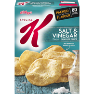 Cracker Chips, Sea Salt & Vinegar