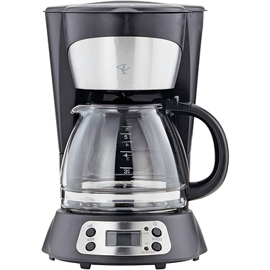 PC 5-Cup Digital Coffee Maker