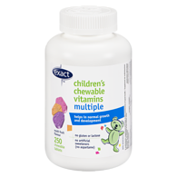 Chewable Kids Multi-Vitamins