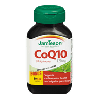 CoQ10 Ubiquinone, 120mg
