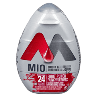MiO punch aux fruits
