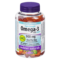 Omega-3 with CoQ10, Triple Strength
