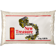 New Treasure Long Grain White Rice