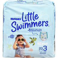 Little Swimmers, S