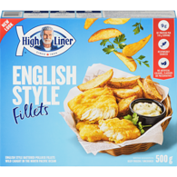 English Style Battered Fillets