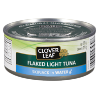Flaked Light Tuna, Skip Jack In Water