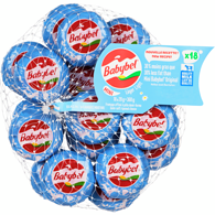 Fromage en filet paquet de 18 Mini Babybel Léger