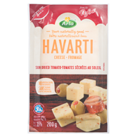 Havarti with Tomato & Basil