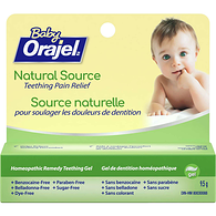 Natural Source Teething Gel