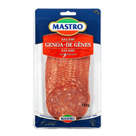 Genoa Salami, Hot