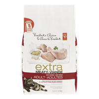 Extra Meaty Dry Cat Food with Chicken
