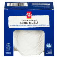 Triple Cream Blue Brie