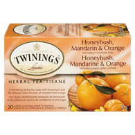 Honeybush, Mandarin & Orange Herbal Tea