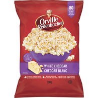 Ready to Eat Popcorn, White Cheddar