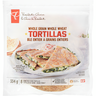 Tortillas, Whole Grain Large