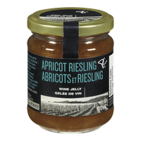 Apricot Riesling Wine Jelly