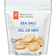Pita Crackers, Sea Salt