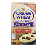 Cream Of Wheat, Instant Whole Grain