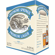Lager Creemore Springs