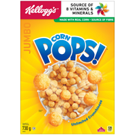 Corn Pops Jumbo Box