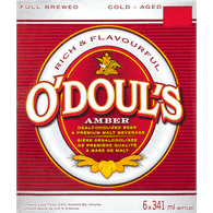 O'Doul's De-Alcoholized Beer, Amber (Case)