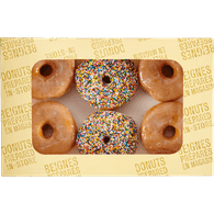 Donuts, Variety Pack