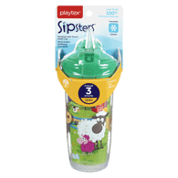 The Insulator 9oz Twist 'n Click Straw Cup, 12+ Months