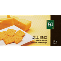 Crackers, Cheese