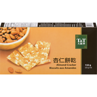 Crackers, Almond