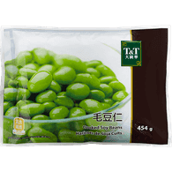 Frozen Cooked Soy Beans