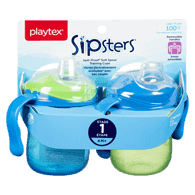 The 1st Sipster 7oz Twist 'n Click Cups, 4–12+ Months