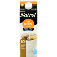 Lactose Free Coffee Cream