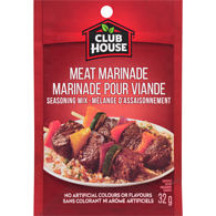 Meat Marinade Mix