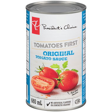 PC Tomatoes First Original Tomato Sauce
