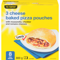 Baked Pizza Pouches, 3 Cheese