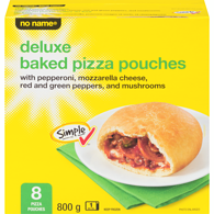 Baked Pizza Pouches, Deluxe