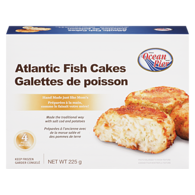 Atlantic Fish Cakes