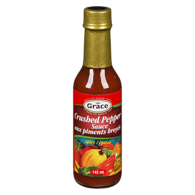 Spicy Crushed Pepper Sauce
