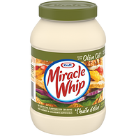 Miracle Whip With Olive Oil
