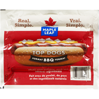 Top Dogs, Original BBQ Size