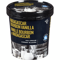 Madagascar Bourbon Vanilla Ice Cream