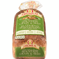 Mountain Grain & Seed Loaf Bread