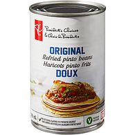 Refried Pinto Beans, Original