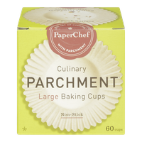Culinary Parchment, Large Baking Cups