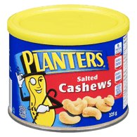 Cashews, Salted